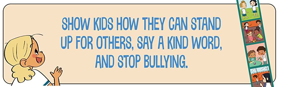 Bully - Bye-Bye Bully (Mom's Choice Awards Gold Award Recipient - Book & Downloadable App!)