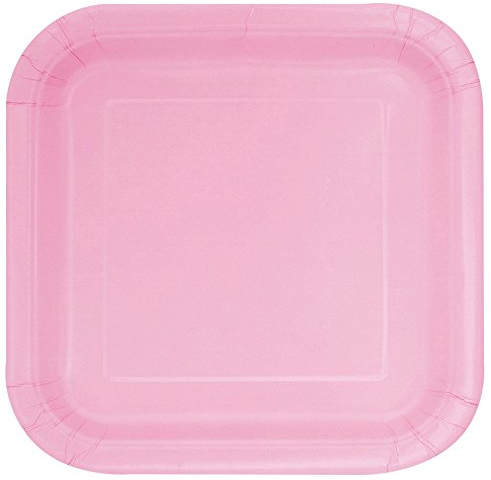 Square Gold Paper Plates 14ct · Square Light Pink Paper Cake Plates 16ct · Gold Paper Napkins 20ct · Light Pink Beverage Napkins 20ct ...  sc 1 st  Amazon.com & Amazon.com: Pink and Gold Girls 1st Birthday Centerpiece Decoration ...