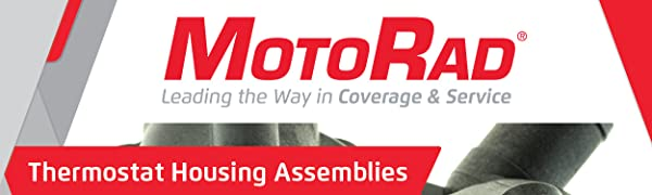 Motorad CH2061 Thermostat Housing Assembly