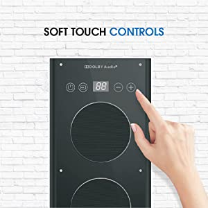 Soft Touch Controls