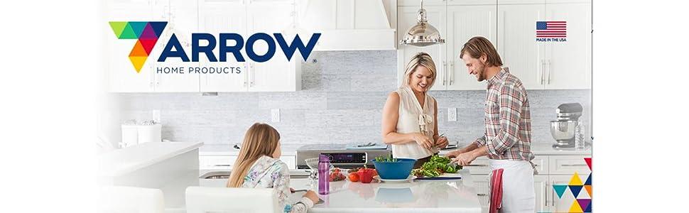 Amazon.com | Arrow Home Products Slimline Beverage Container, 2.5 ...