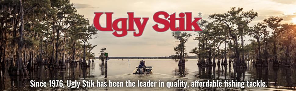 50ec1f0082 Amazon.com   Ugly Stik Elite Spinning Rod 4 6
