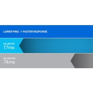 Linksys WRT32X - Reduce Peak Ping by up to 77%*