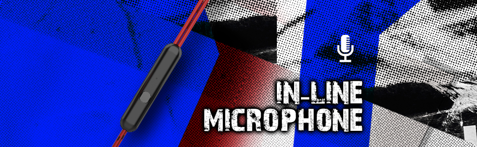 in line microphone