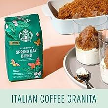 Italian Coffee Granita