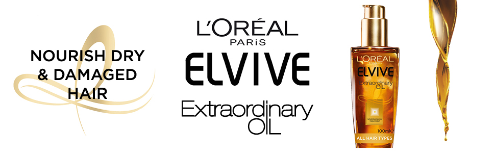 L'Oreal Paris Elvive Extraordinary Oil 100ml