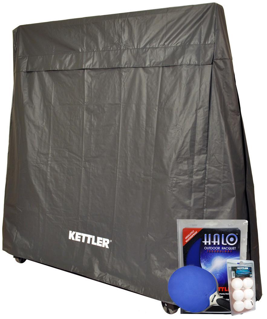 Amazon Com Kettler Champ 3 0 Outdoor Table Tennis Table