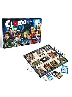 Hasbro Gaming Clasico Cluedo (Versión Española) (38712546): Amazon ...