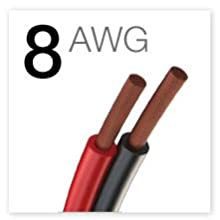 8 AWG gauge wire