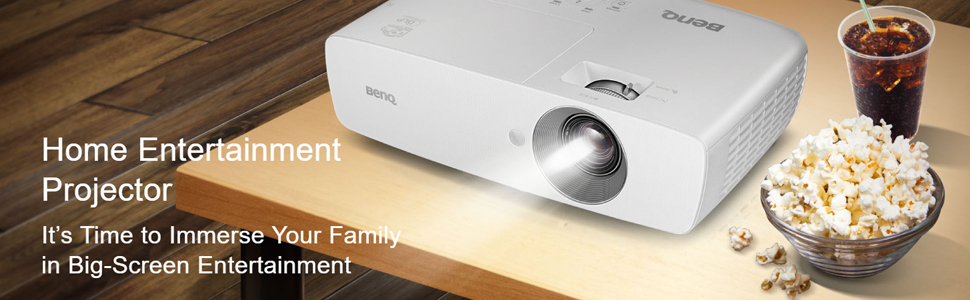 benq home entertainment projector