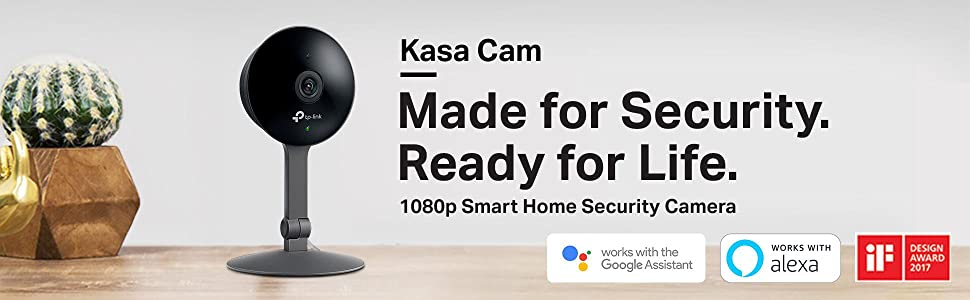 Other Electronics - Kasa Cam 1080p Smart Home Security