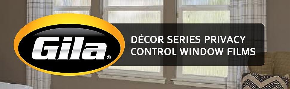 Gila Decorative Decor Window Films