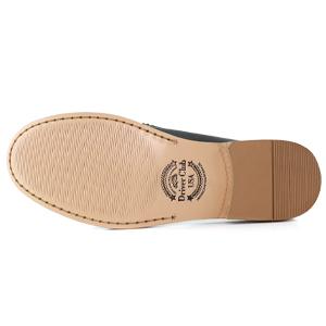 Loafer, leather, Marc Joseph, New York, tassel