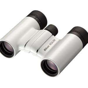 Binoculares ampliaci/ón 10x, ecocristal, pupila de salida 2,1 mm Nikon Aculon T01 10X21 color negro