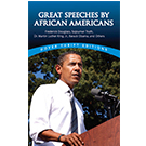 Great Speeches by African Americans