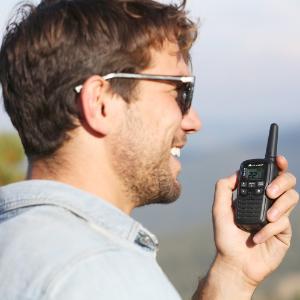 T10 x-talker walkie talkie