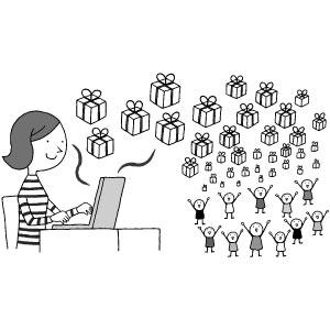 情報発信は「まだ見ぬ誰かへの贈り物」と考えよう 【STRATEGY 04】