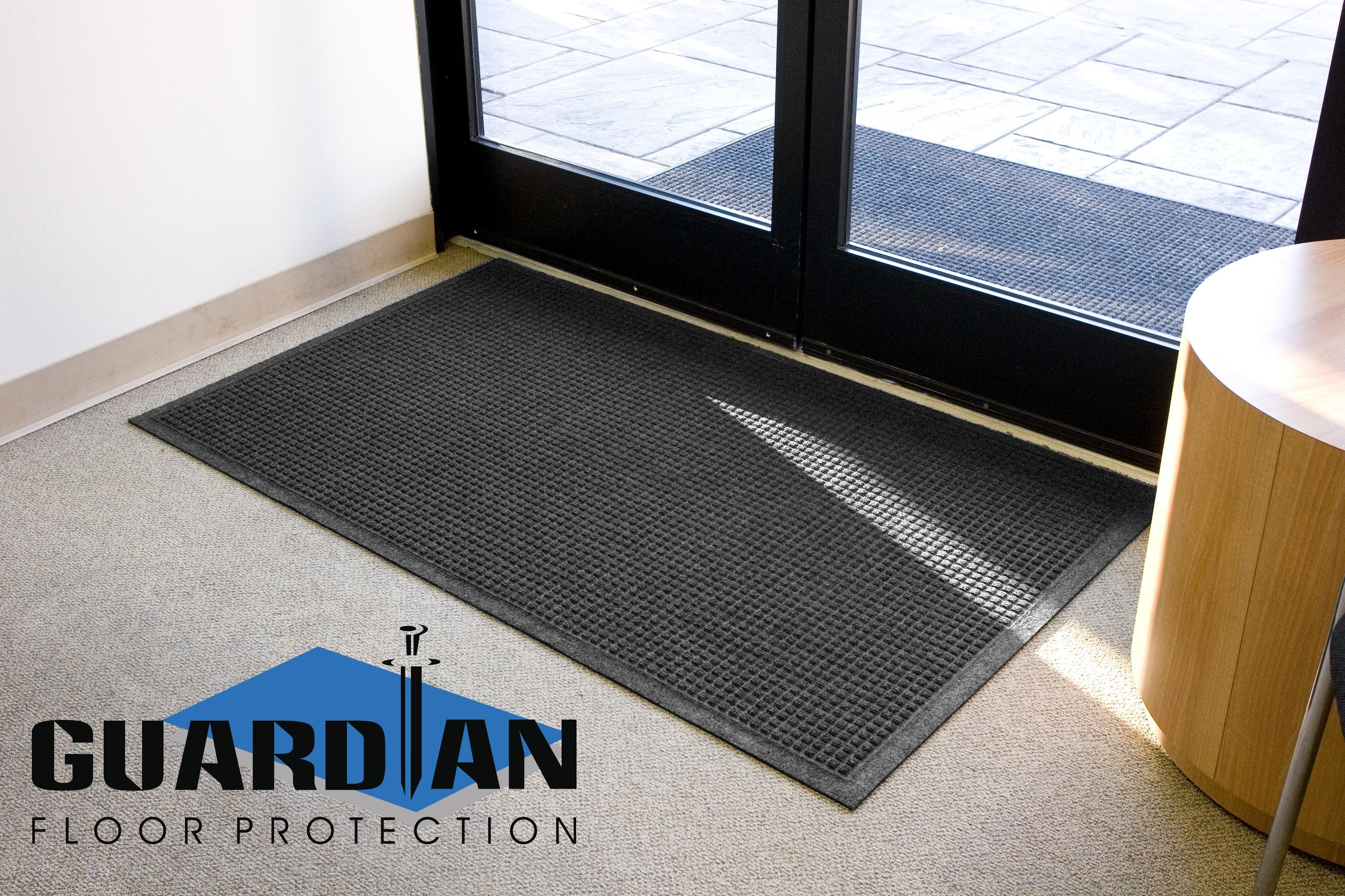 Guardian Ecoguard Indoor Wiper Floor Mat Recycled Plastic