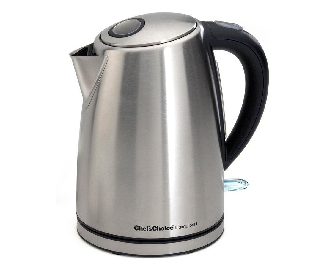Compare Electric Kettles ~ Amazon chef s choice cordless electric kettle