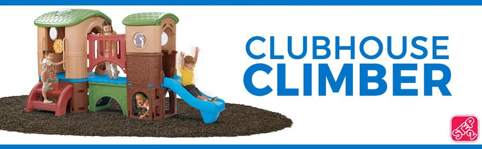 Clubhouse Climber | Kid's Climber | By Step2