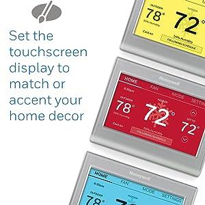 Honeywell Smart Wifi Thermostat, Honeywell Thermostat, Honeywell Wifi Thermostat