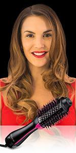 Revlon PRO COLLEZIONE Salon One-Step Asciugacapelli e volumiser-DR5222