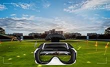 XciteRC Walkera Goggle V4 5-Zoll HD-Monitor