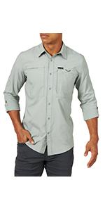 ATG x Wrangler Hike to Fish Long Sleeve Shirt