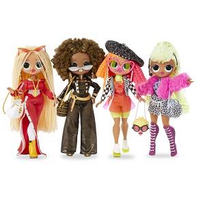 lol omg dolls