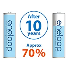 eneloop aa aaa envie rechargeable battery battery charger rechargeable coin battery Duracell lithium