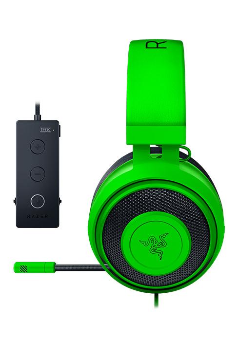 Razer Nari Wireless 7 1 Surround Sound Gaming Headset: THX Spatial Audio -  Auto-Adjust Headband & Swivel Cups - Chroma RGB - Retractable Mic - for PC,