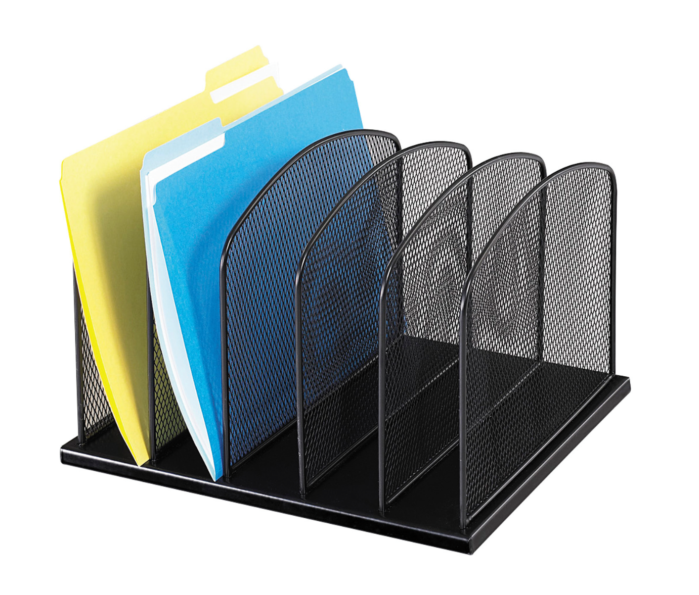 Amazon Com Safco Products Onyx Mesh 5 Sort Vertical