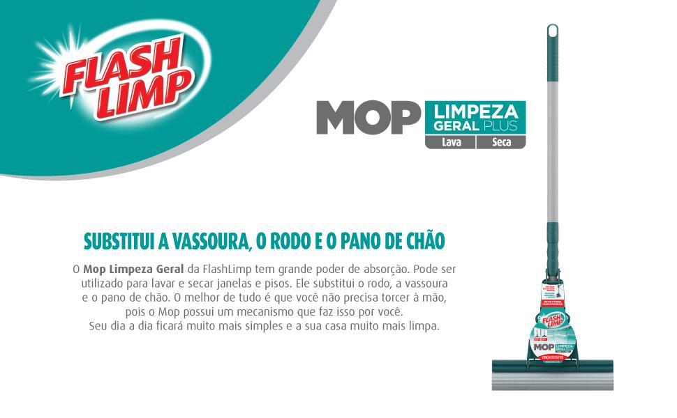 mop limpeza geral; rodinho; flashlimp; mop plus; sekito.