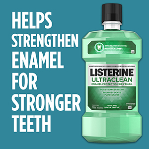 Helps Strengthen Enamel For Stronger Teeth
