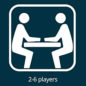 2 to 6 players