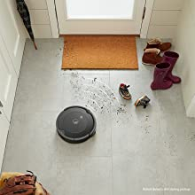 Intelligently navigates your home