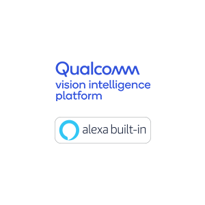 Alexa Built-in;Cloud DVR;Baby crying;Bluetooth speaker; AI; Face recognition; Home Hub; Qualcomm