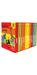 My First Library Boxset of 10
