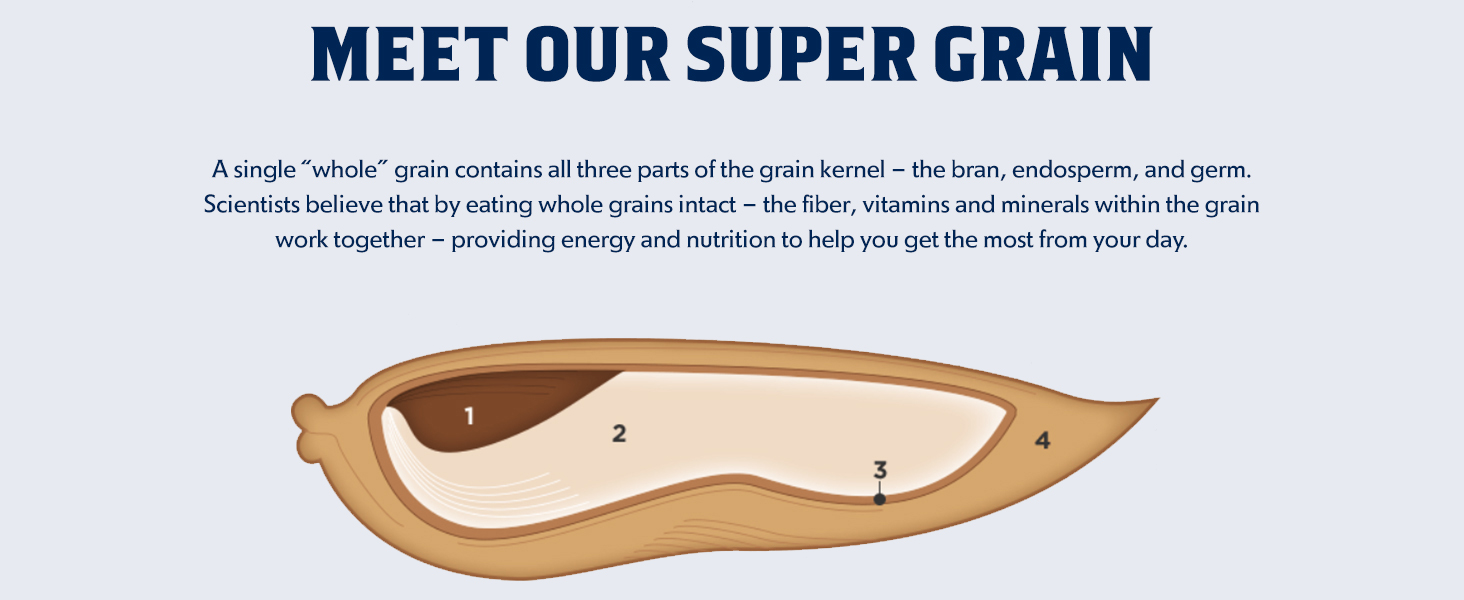 quaker oats super grain
