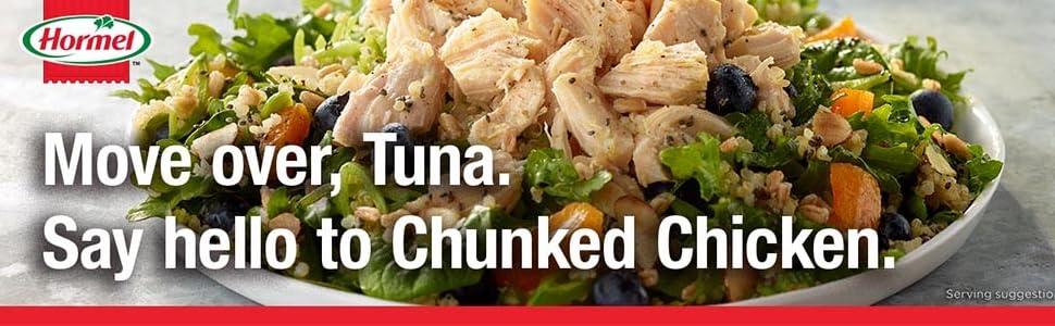Chunked Meat