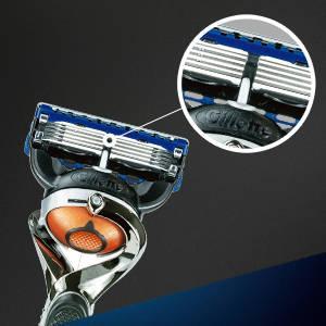 Gillette Fusion ProGlide Lame di Ricambio per Rasoio da Uomo, 8 Testine