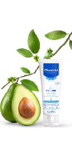 Mustela hydra bebe face cream