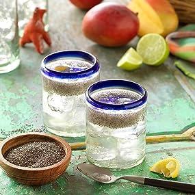 Chia, Chia Seed, Chia Seeds, Chia Seed Smoothie, Gluten Free Chia,