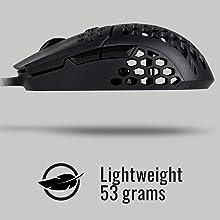 Lightweight 53 grams