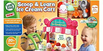 Carrito de Helados, Colores y Sabores Cefa Toys