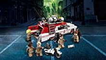 LEGO Ghostbusters Ecto-1 Features