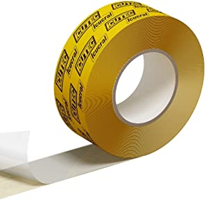 gelb ICUTEC 033 3088 Icucral 60 mm x 40 m Klebeband