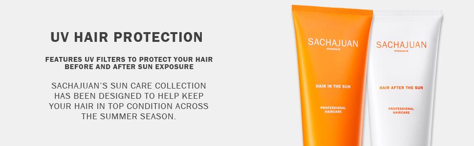 summer hair protection