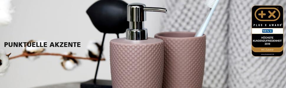 De hoogwaardige badkamerserie Punto maakt van je badkamer een plek om te ontspannen en te ontspannen.