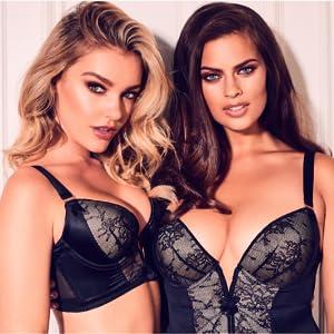 gossard UK lingerie bras sheer glossies
